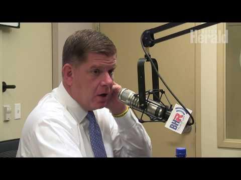 "Mayor Walsh says Boston ""in it to win"" Amazon HQ2"