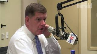 "Mayor Walsh says Boston ""in it to win"" Amazon HQ2"