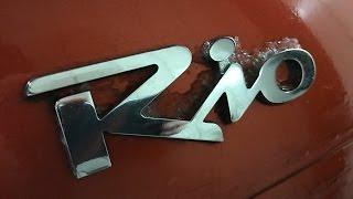 Замена салонного фильтра на Kia Rio 2