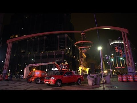 Dazzle the District: Lighting the Legacy