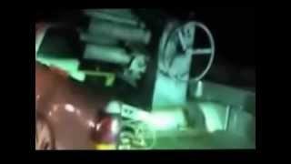 سيارةGMC مجهزة براجمة غنيمه من عصابات مصراته