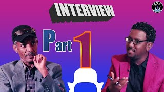 *Zara felfalitEntertainment# Eritrean INTERVIEW_Desale Tekle_AYA ZERAI_Part 1