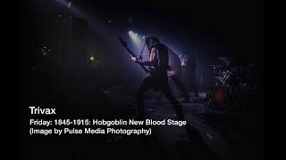 GBHBL Whiplash: Bloodstock 2018 Interviews: Trivax
