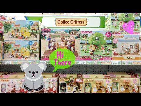 Calico Critters Toy Hunting Toys R Us