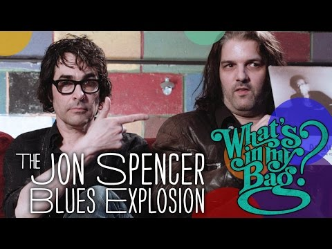 The Jon Spencer Blues Explosion - What's In My Bag?