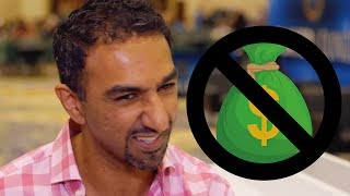 What Poker Player Faraz Jaka Learned from Going Broke