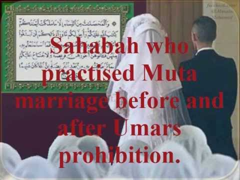 Asmaa the daughter of Abubakr did Muta marriage as well as many other companions (sahabah)