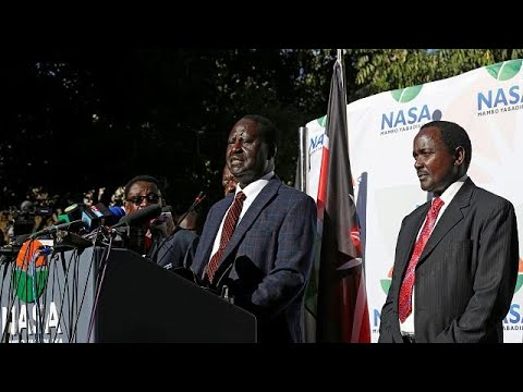 Download Youtube: Kenyan presidential election: Odinga to mount legal challenge to results
