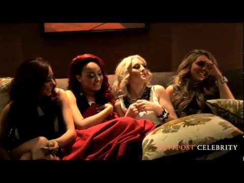 Little Mix interview with HuffPost Celebrity