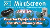 MiraScreen: iOS 10 0 (Beta) Ready - YouTube