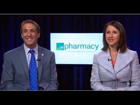 NABP's Carmen Catizone and ASOP's Libby Baney Talk About Safely Buying Rx Drugs Online