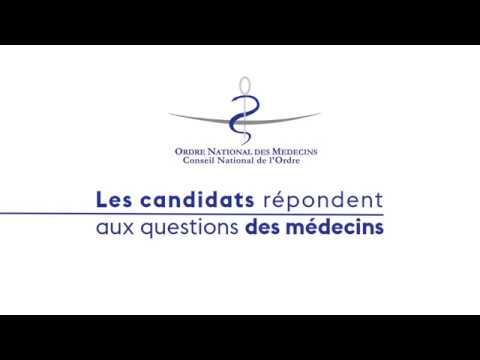 Vidéo Laurence Wajntreter | Extrait vidéo de l'Ordre des Médecins