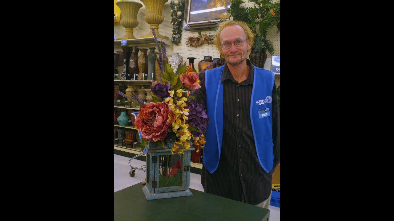 Kit the master floral arranger at hobby lobby fayetteville kit the master floral arranger at hobby lobby fayetteville arkansas mightylinksfo