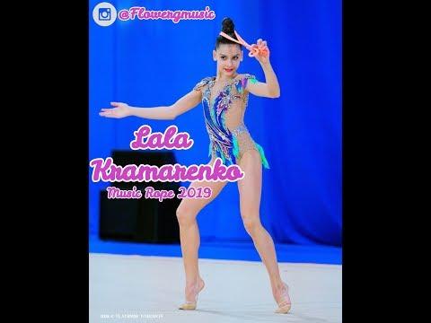 Lala Kramarenko- music rope 2019 (exact cut)