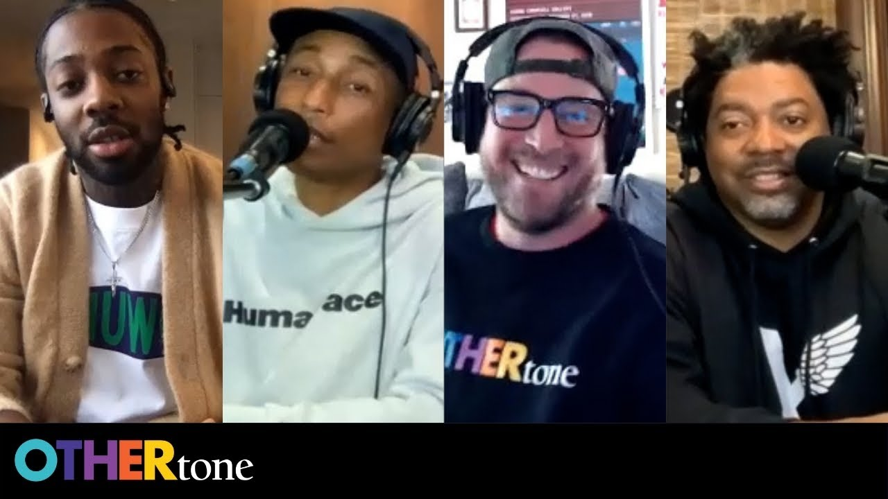 OTHERtone with Pharrell, Scott, and Fam-Lay - Brent Faiyaz (Excerpt)