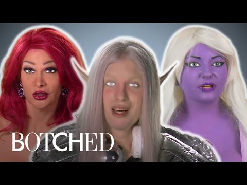 Best Cosplay Looks on Botched  E!