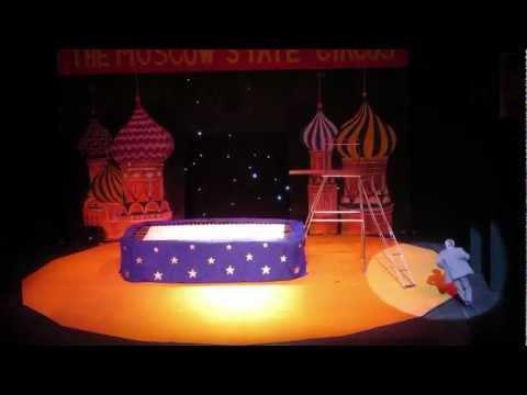 Moscow State Circus Babushkin Sekret Dublin HD