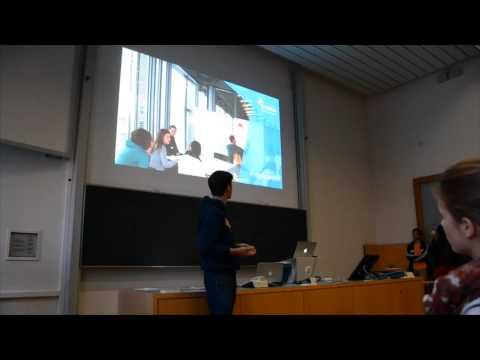 Enactus Mannheim Info-Veranstaltung 2015