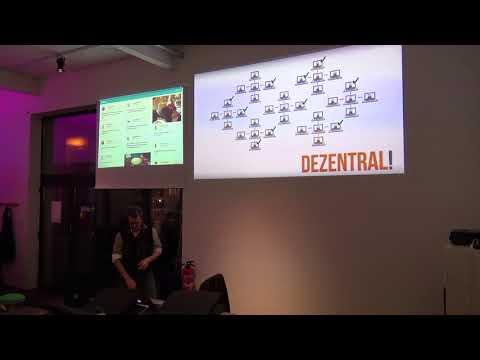 Was ist Bitcoin & Blockchain? – Tobias Danzer bei #nmfka