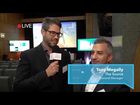 The Big Ideas Summit Melbourne With Tony Megally, The Source