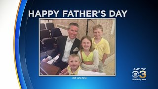 Happy Father's Day To Our Special Dads Here At CBS Philadelphia