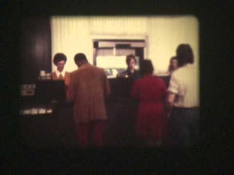 16mm vintage TV commercial NATIONAL BANK OF COMMERCE Park Ave Memphis Suntrust Network ad