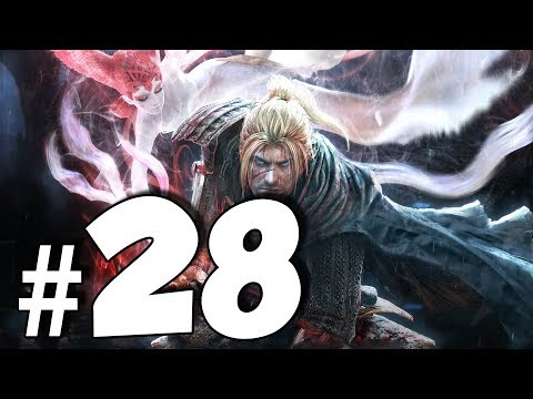 Let's Play Nioh (#28) - All The Bravest