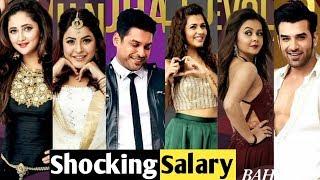 Shocking Salary Of Bigg Boss 13 Contestants | Salman Khan | Bigg Boss 13