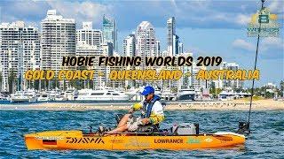 Hobie Fishing Worlds 2019 (Australien)   Das große Abenteuer in Down Under