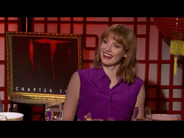 Jessica Chastain reveals