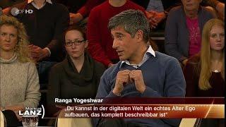 Yogeshwar: Big Data - Algorithmen - Scoring - Profiling 26.01.2017 Markus Lanz  - Bananenrepublik