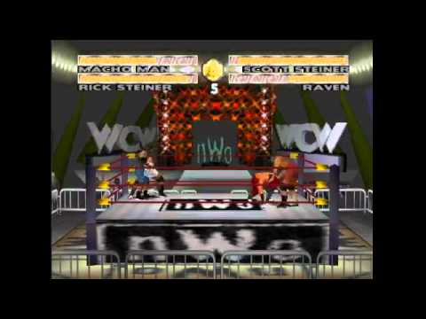 ARC Live: WCW Nitro [Mainly Battle Royals]