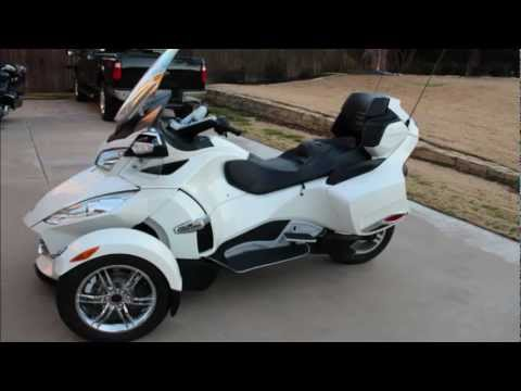 2012 Can Am Spyder RT Limited - For Sale - A Vendre - A la