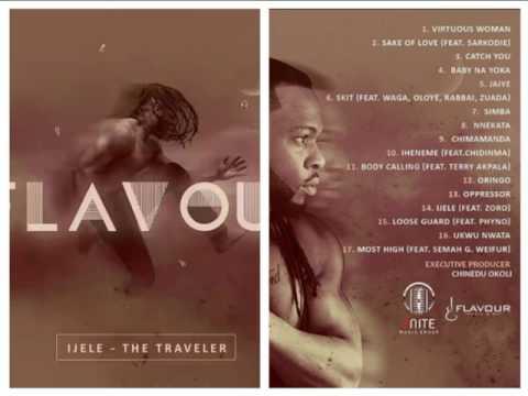 Ijele The Traveler Mix