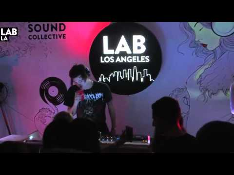 GHASTLY - @ THE LAB LA MIX