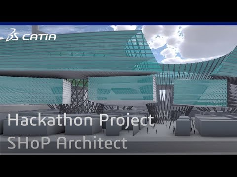 SHoP Architects' Hackathon Experience
