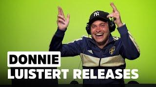 Donnie geeft scoop over samenwerking I Release Reacties thumbnail