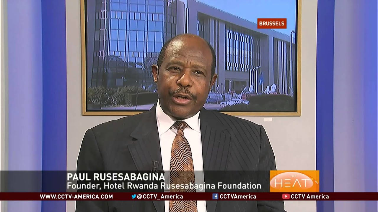 Paul Rusesabagina | www.pixshark.com - Images Galleries ...