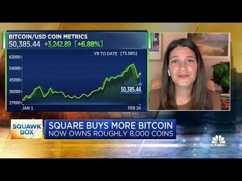What it means that Square is buying more bitcoin