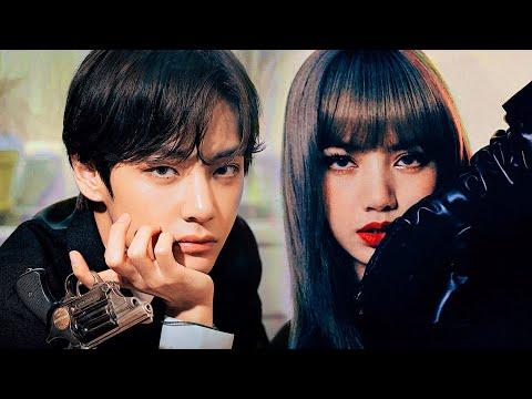 BTS X BLACKPINK - BLACK SWAN / KILL THIS LOVE / FAKE LOVE / DDU-DU DDU-DU [MASHUP]