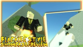 Roblox Mystical Fruits Online | BLACK LEG STYLE SHOWCASE/REVIEW