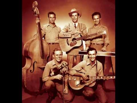 Hank Williams - Setting The Woods On Fire  (Rare 'Mono-to-Stereo' Mix  1952)