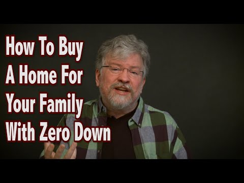 how-to-buy-a-home-for-your-family-with-zero-down