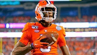 Clemson WR Tee Higgins 2019 Highlights