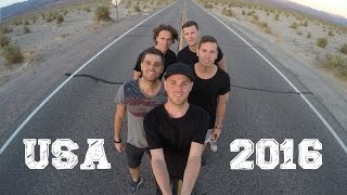 GoPro: USA Roadtrip (2016) | Hero 4 Black | 1080p Full HD Video