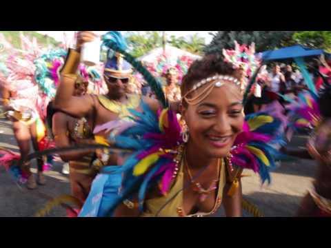 Grenada Spicemas Pretty Mas 2016