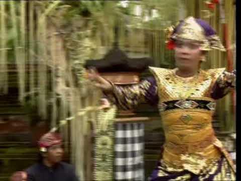 Tari Teruna Jaya oleh A.A Agung Raka Astuti iringan TIRTASARI Peliatan