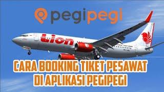 Cara Booking Tiket Pesawat Pesawat di Aplikasi Pegipegi screenshot 4