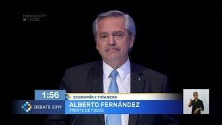 Fernández: Macri nunca entendió cómo funciona la economía