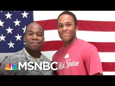 If A Letter Could Bring My Son Back I Would Run To D.C. To Get It | The Beat With Ari Melber | MSNBC